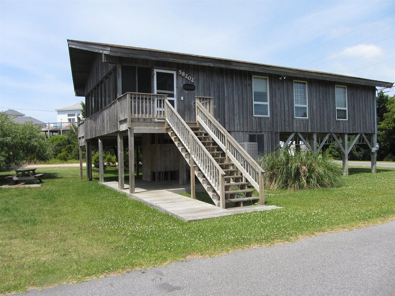 EXHALE 84, holiday rental in Hatteras