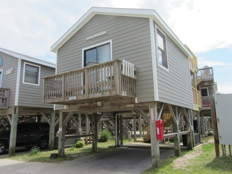 21 SANDCASTLE 0021, holiday rental in Hatteras