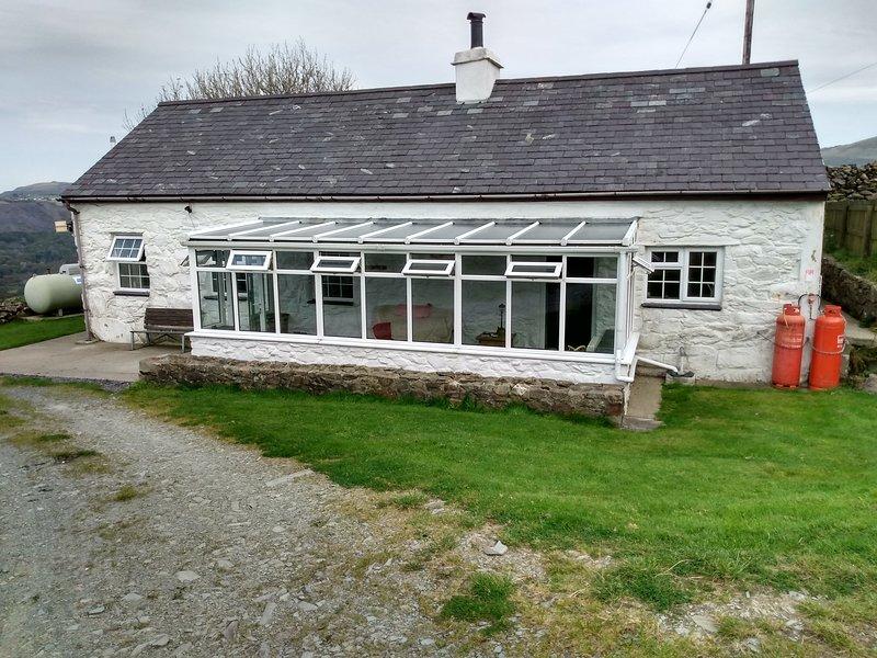 Fron oleu, casa vacanza a Llanllyfni