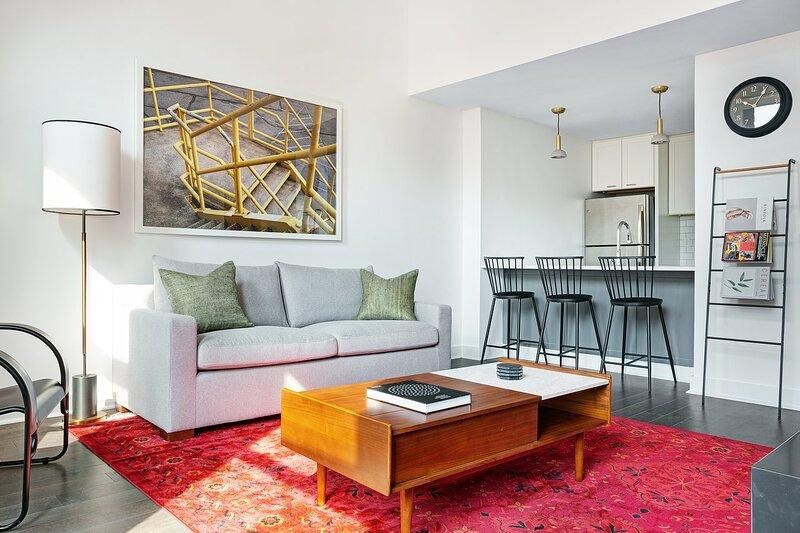 Abode | The Pennsylvanian | 1-Bedroom Suite, location de vacances à Millvale