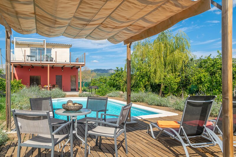 ELS TARONGERS DE SON GALLINA - Villa for 4 people in sa Pobla, holiday rental in Sa Pobla