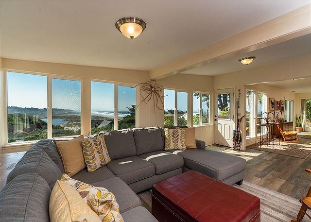 Moonstone Beach Retreat - Beach Lover's Getaway -, holiday rental in McKinleyville