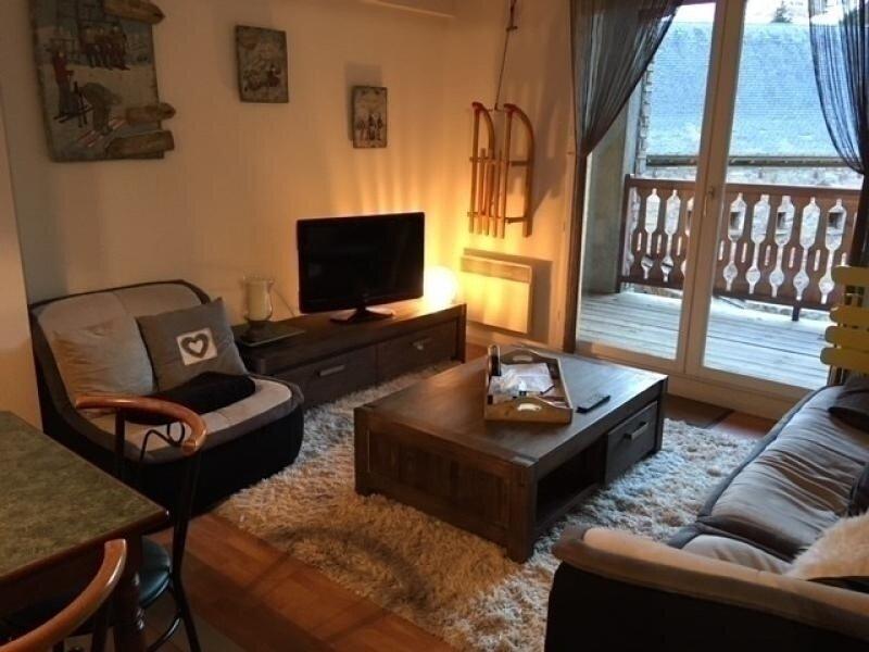 2 pièces 4 personnes confort +, résidence Pic dEspade, vacation rental in La Mongie