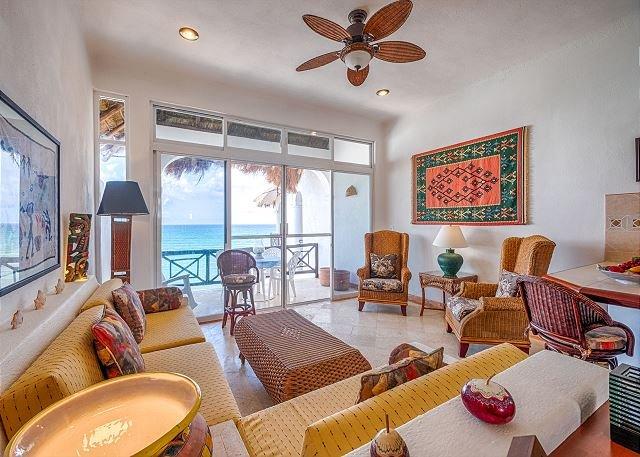 Playa Caribe, Unit #10, vacation rental in Akumal
