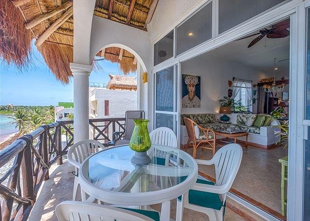 Playa Caribe, Unit #12, vacation rental in Akumal