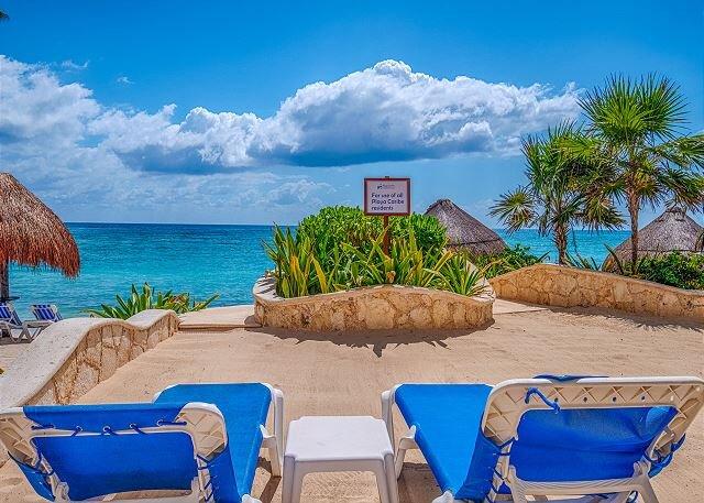Playa Caribe, Unit #1, vacation rental in Akumal