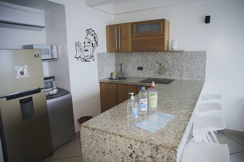 VERY NICE APARTMENT WITH INCREDIBLE VIEW, holiday rental in Turbaco