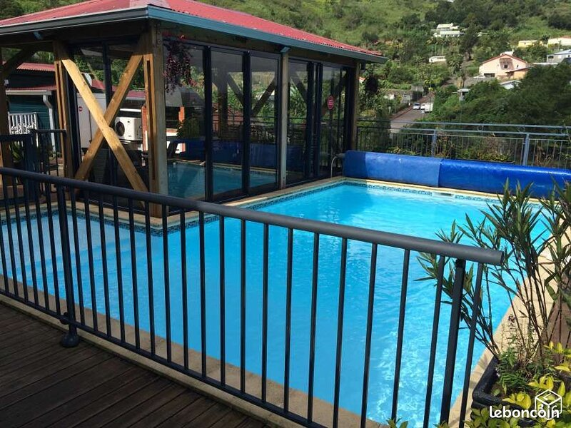 Amazing villa with swimming-pool, holiday rental in Dos d'Ane