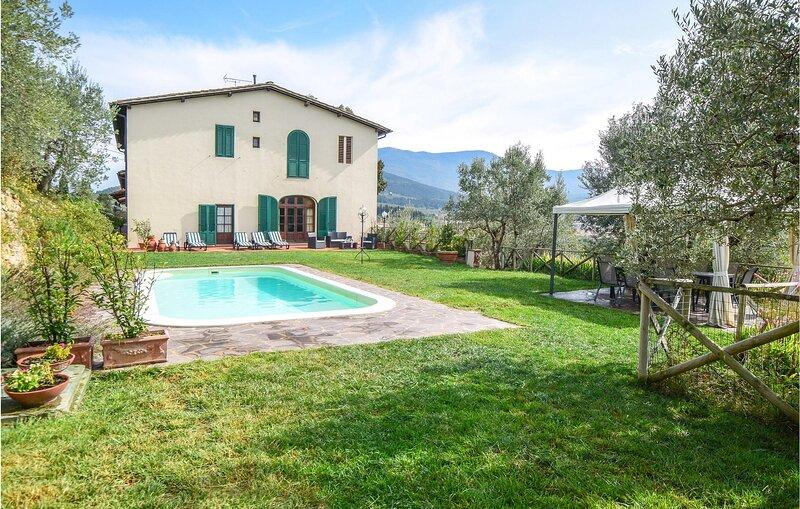 Villa al Castello Florence Vie (ITF054), casa vacanza a Calenzano