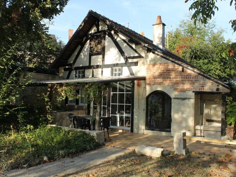Maison Atypique Centre LA ROCHE POSAY, location de vacances à La Roche-Posay