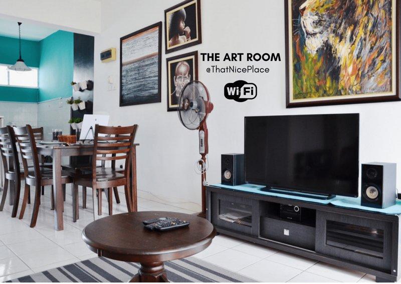 The Art Room, Bukit Tinggi, Janda Baik, Genting, holiday rental in Janda Baik