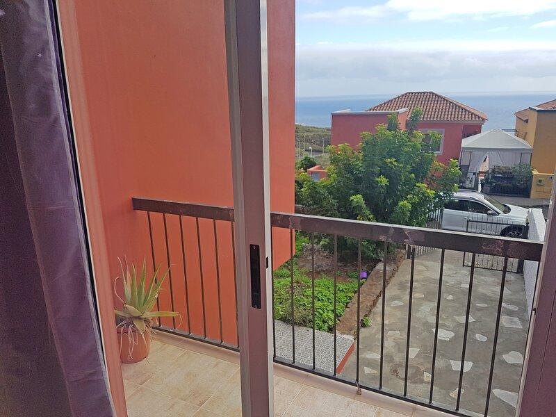 Duplex parte alta de S/C de La Palma, holiday rental in La Galga