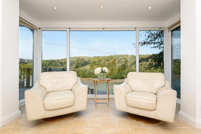 Avonbank has large aspect windows to enjoy the river views