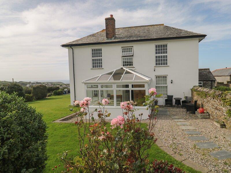 Home Farm, Boscastle, holiday rental in Boscastle