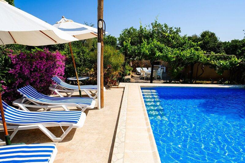 Amazing villa with swimming-pool, holiday rental in San Lorenzo