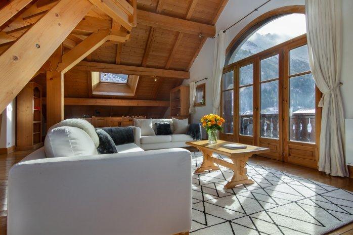 Val d'Arve 3 Bedroom Apartment, Chamonix, vacation rental in Chamonix