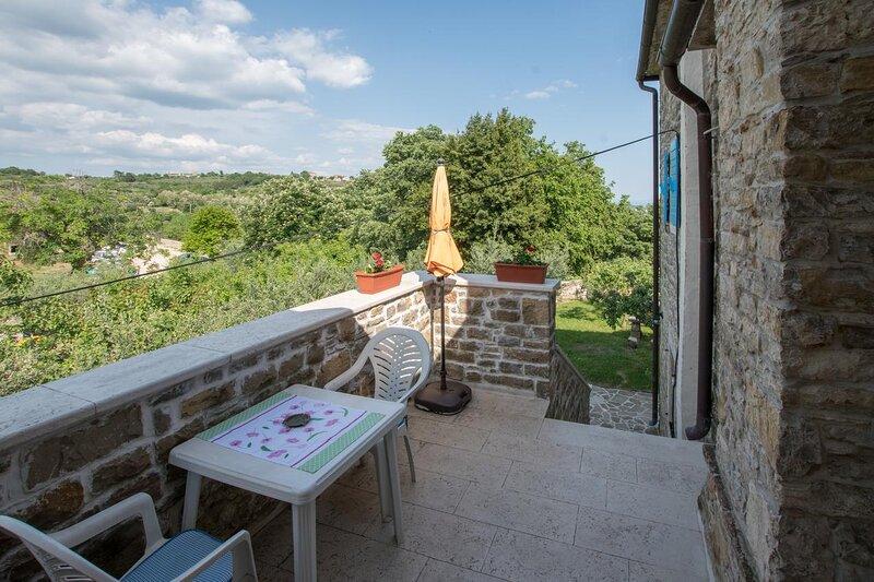 Groznjan Apartment Sleeps 2 - 5825488, holiday rental in Vizintini Vrhi