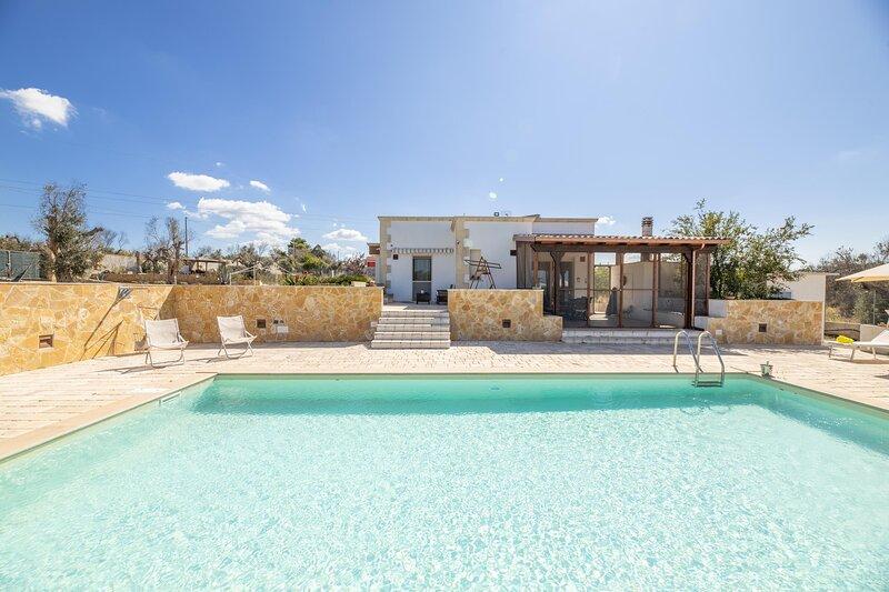 Villa Fiordaliso - Null, holiday rental in Casarano