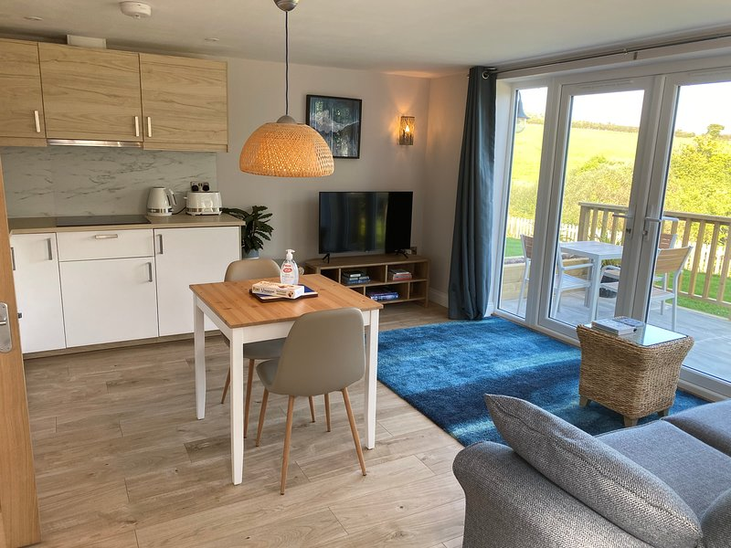 The Burrow Devon, holiday rental in Christow