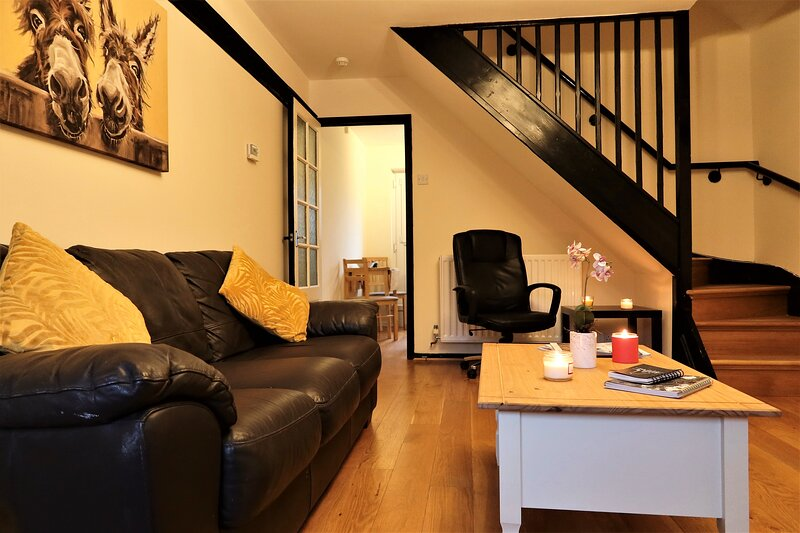 CITY HOUSE NEXT TO ST JAMES PARK, CITY CENTRE & RVI IN WALKING DISTANCE, holiday rental in Newcastle upon Tyne