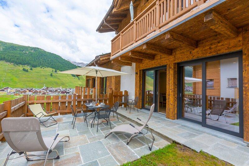 Casa Giardino, holiday rental in Trepalle