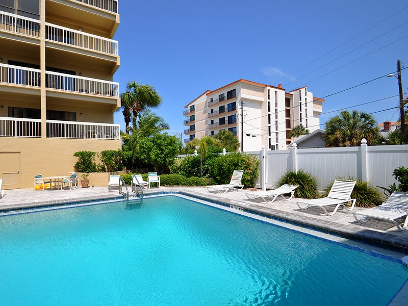 Villas of Clearwater, Clearwater Beach, Florida