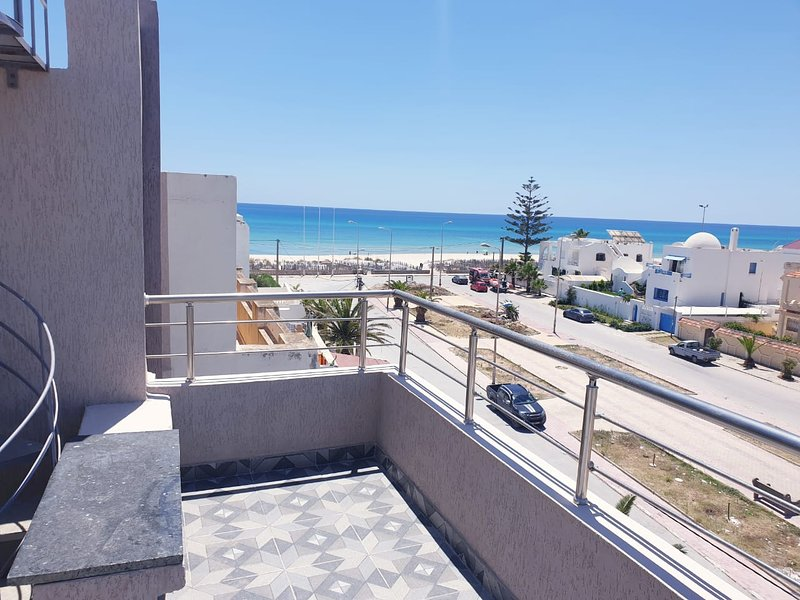 Airbetter - Spacious & Bright Seaview 1Bedroom Apartment Korba, alquiler vacacional en Tilff