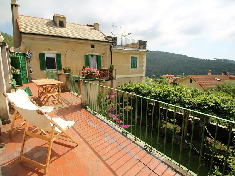 Casa del Poggio, holiday rental in Ellera