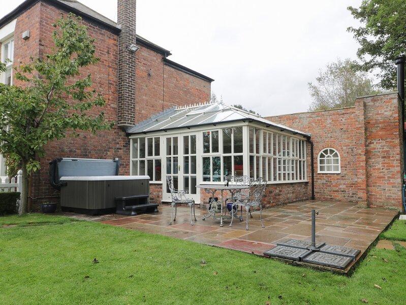 Ash Tree Lodge, Burton Pidsea, holiday rental in Sproatley