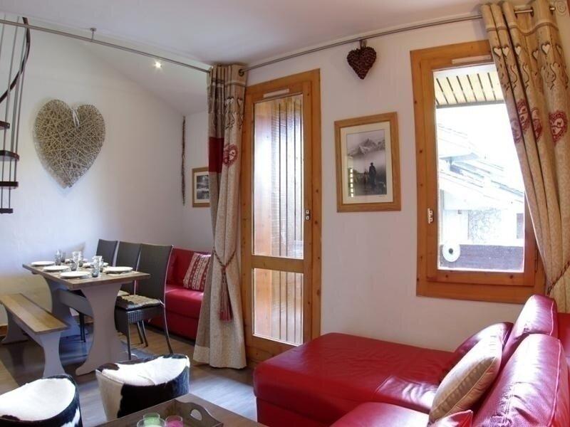 La Lauzière-Dessous, casa vacanza a Les Avanchers-Valmorel