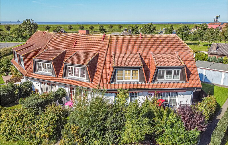 Awesome apartment in Friedrichskoog with WiFi and 2 Bedrooms (DSH815), holiday rental in Friedrichskoog