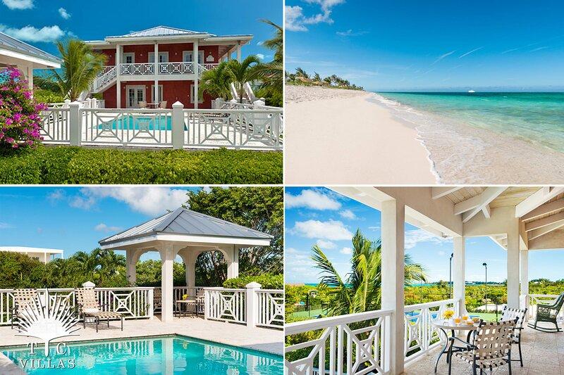 TC Villas // Gumbo Cottage // Steps to the beach, location de vacances à The Bight Settlement