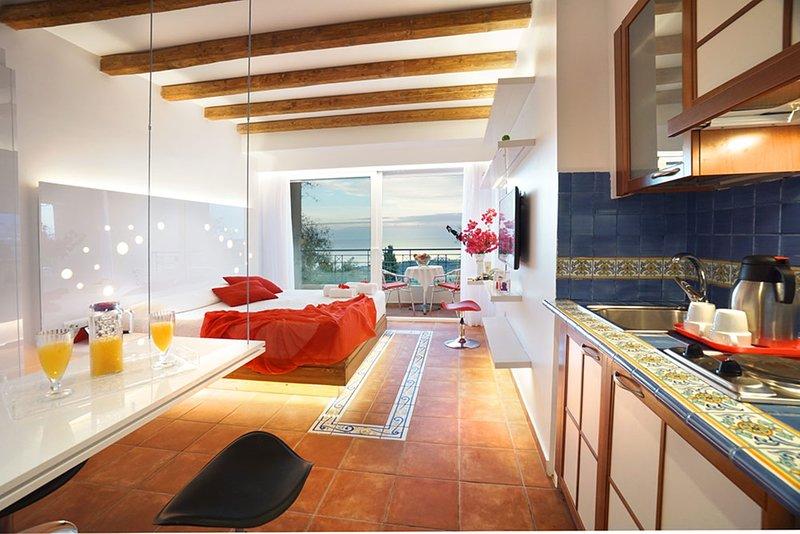 Felix Residence ... Superior Studio (No205), vacation rental in Mousata