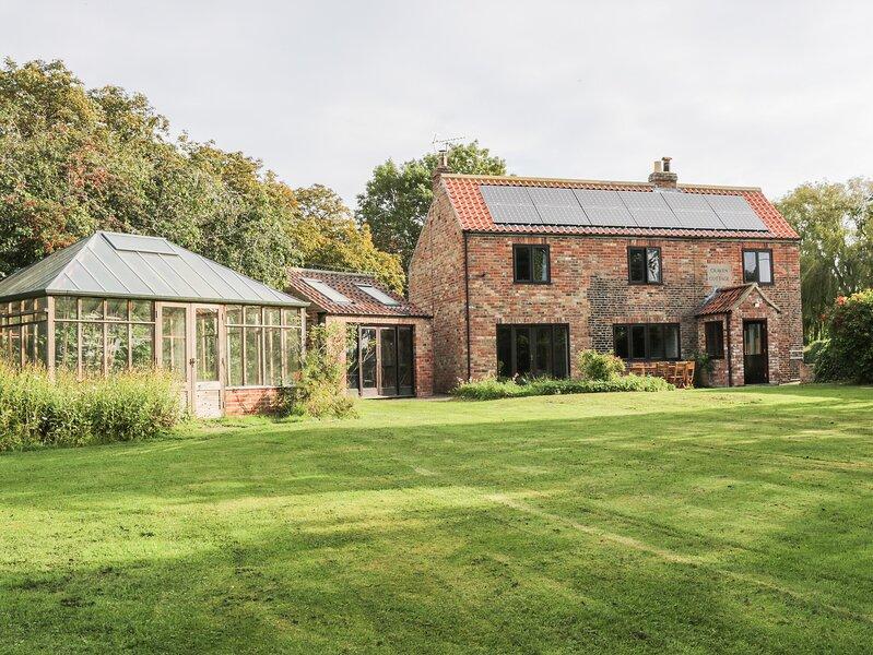 Craven Cottage, Bridlington, casa vacanza a Kilham