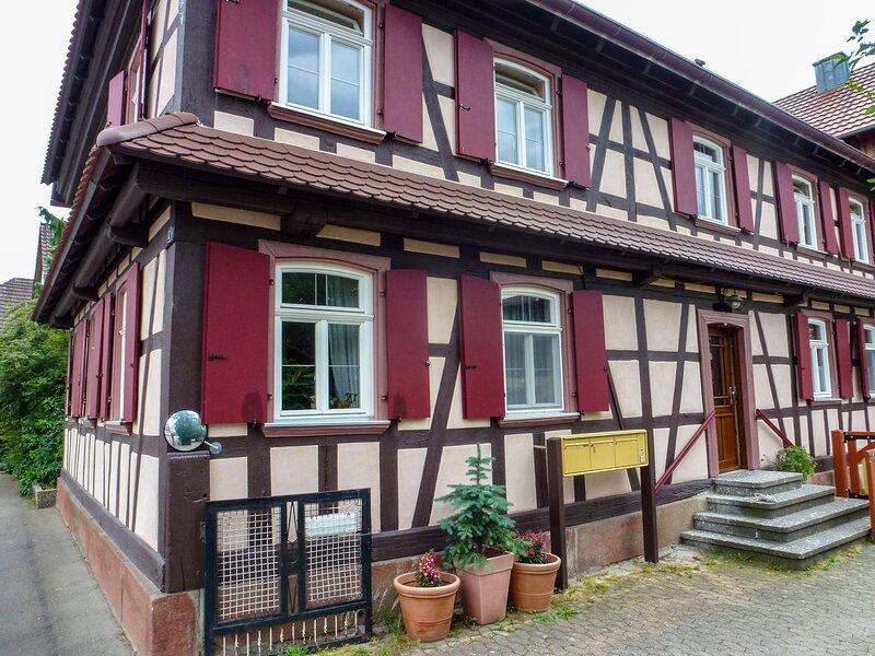 Storchennest, holiday rental in Friesenheim