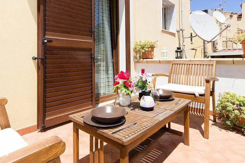 appartamento In Centro Siracusa, holiday rental in Testa dell Acqua