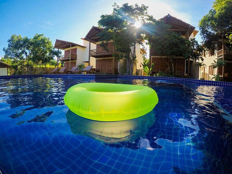Bangalô Mel – Cantinho do paraíso na Bahia, holiday rental in Barra Grande