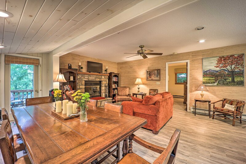 Land Harbors Lake Home w/ Resort-Style Amenities!, alquiler de vacaciones en Jonas Ridge