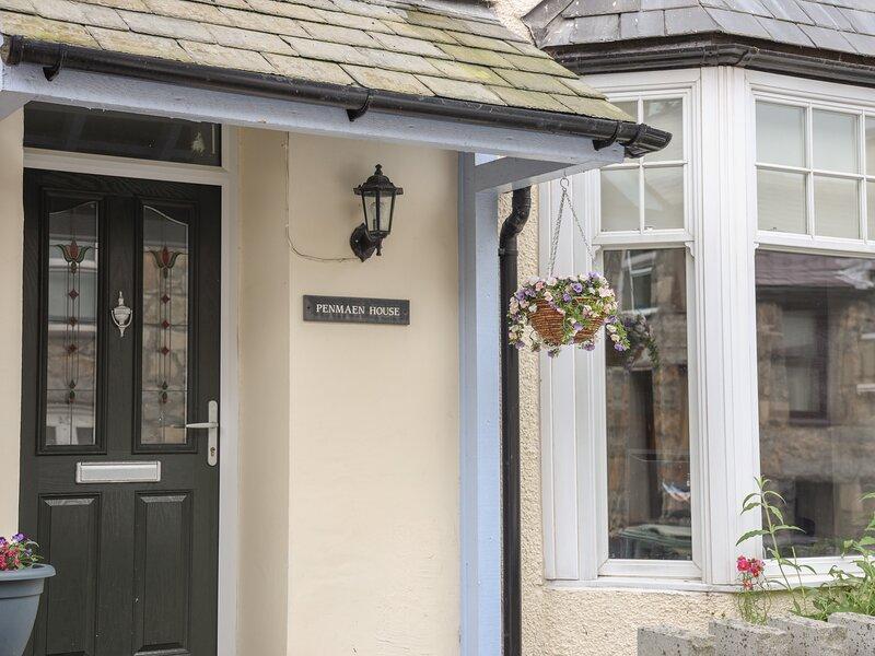 Penmaen House, Trefor, holiday rental in Llithfaen