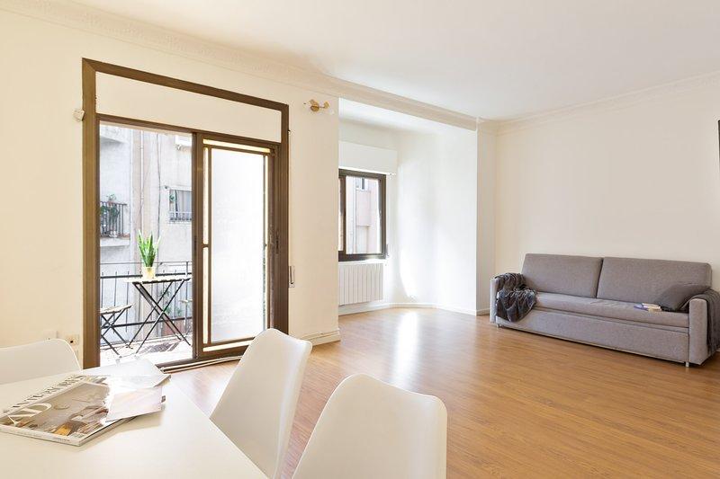Olala Rafael Apartment 1.1, aluguéis de temporada em L'Hospitalet de Llobregat