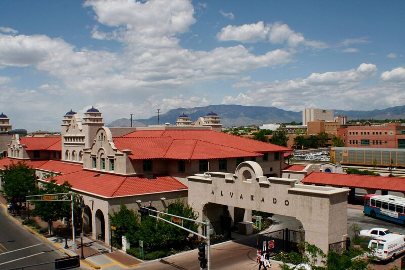 Albuquerque Amtrak Station