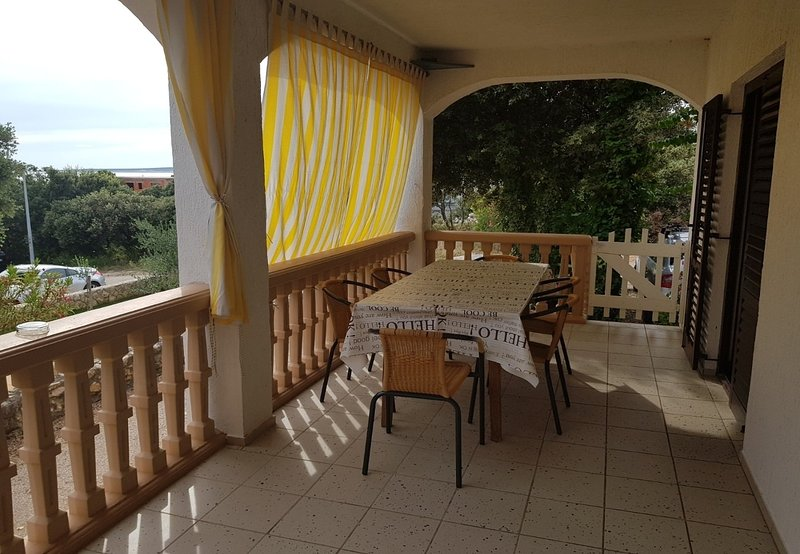 Mare - 50 m from beach: H(8+3) - Mandre, vacation rental in Mandre