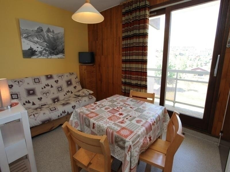 2 pers. 17 m² 4e étage Nord, vacation rental in Fontcouverte-la-Toussuire