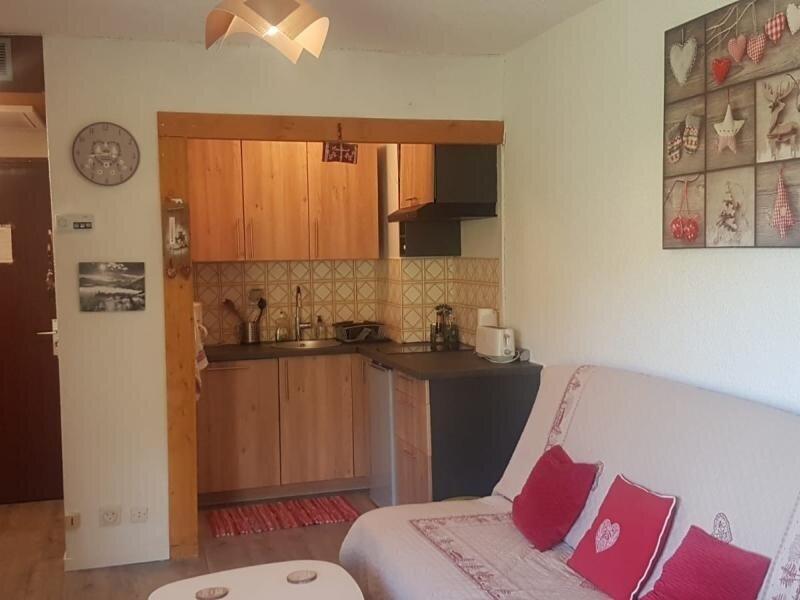 6 pers. 28 m² 1er étage Nord-Est, vacation rental in Fontcouverte-la-Toussuire