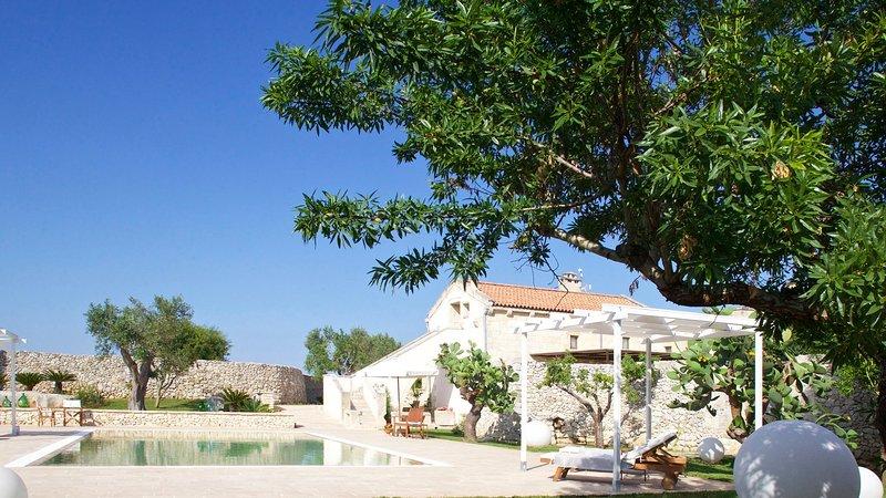 Luxury villa Gastone, location de vacances à Corigliano d'Otranto