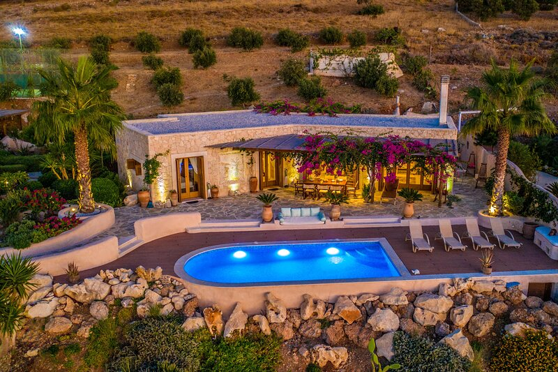East Crete Villa Mirabello, vacation rental in Kavousi