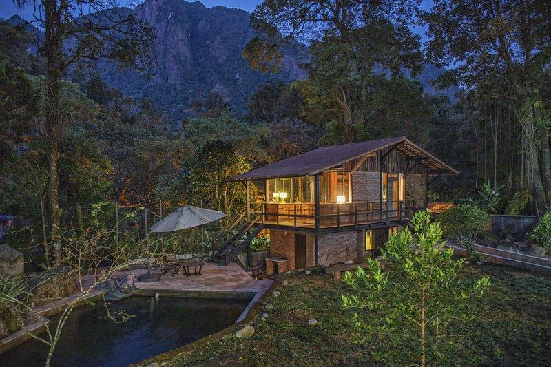 CaviRio Garraf1055 Casa junto al río, vacation rental in Teresopolis