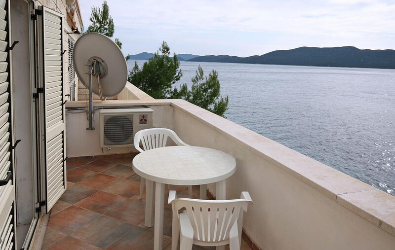 Prljevici Apartment Sleeps 4 with Air Con - 5463332, vacation rental in Sipan