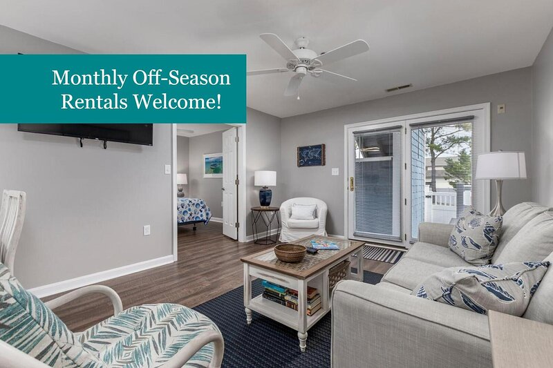 Harbour Club 8E - Newly-Renovated, Pools & Tennis!, vacation rental in Fenwick Island