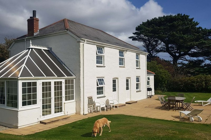 Meadow House, vacation rental in Portscatho